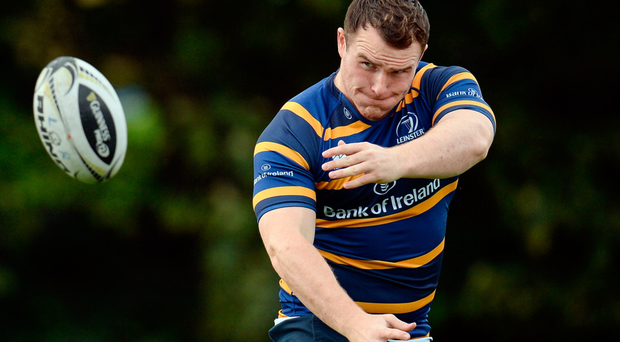 Peter Dooley is confident his chances will keep coming provided he keeps learning. Photo: Seb Daly/Sportsfile