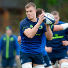 Josh Van der Flier during squad training. SPORTSFILE