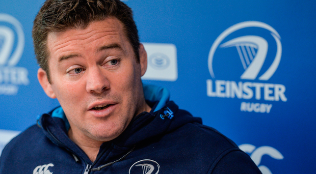 John Fogarty credits a full pre-season for Leinster's improvement Picture: Sportsfile