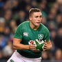 Jordan Larmour is fit to face the Scots