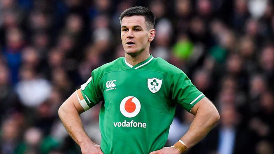 Johnny Sexton is fit to captain Ireland against Wales on Sunday