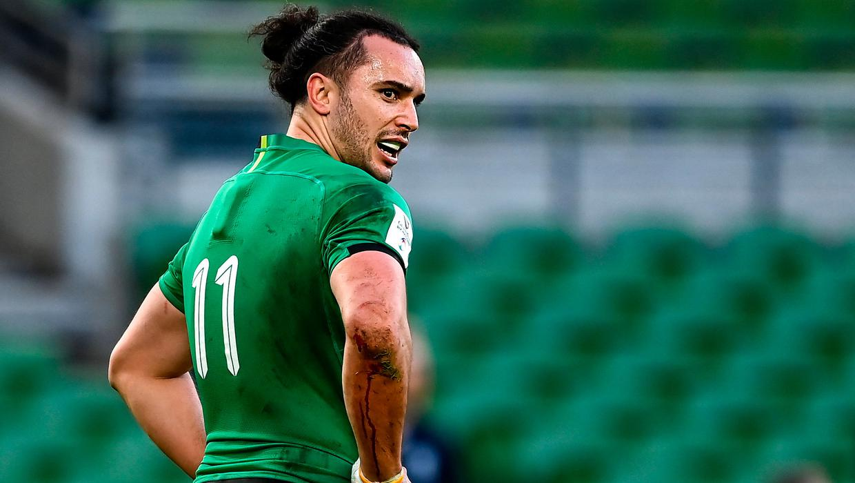 A different player in green than in blue - will the real James Lowe please  stand up? - Independent.ie