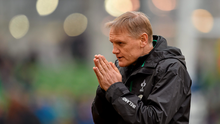 Ireland head coach Joe Schmidt has leaders of exceptional substance in every line of his team