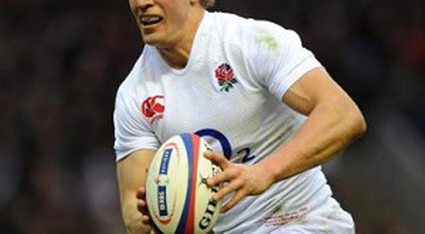 Billy Twelvetrees says he's looking forward to facing Brian O'Driscoll