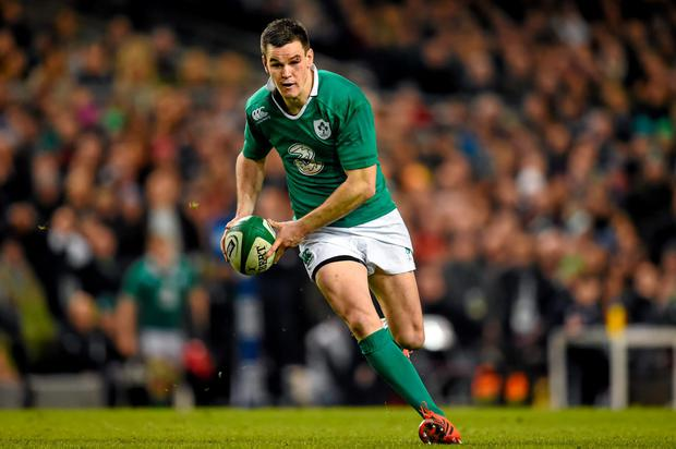For lots of reasons, Ireland are blessed to have the best 10 in the world in Johnny Sexton