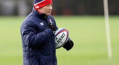 England head coach Eddie Jones (Reuters)