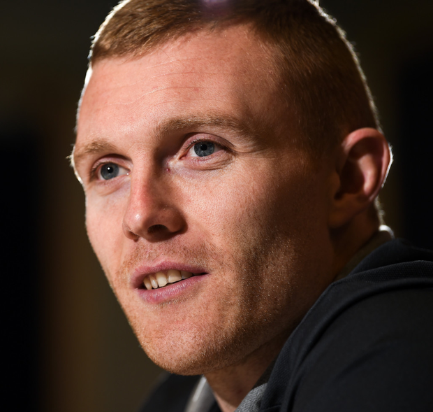 Keith Earls - a small man in a big man's game - is in the form of his life