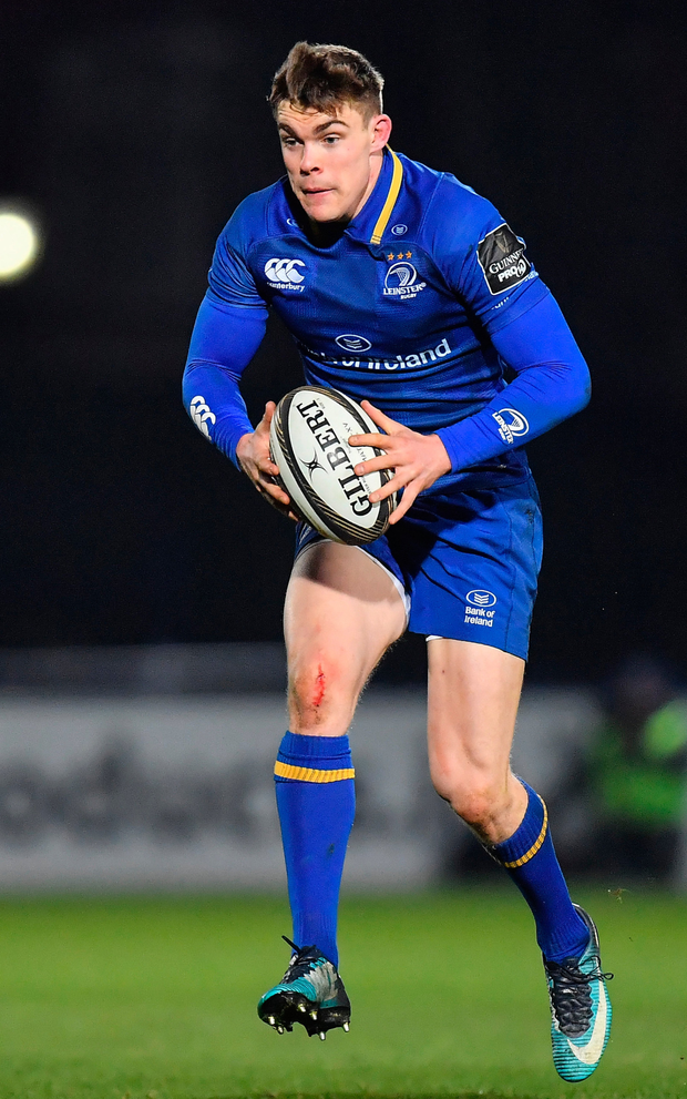 Garry Ringrose. Photo: Sportsfile