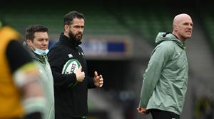 Ireland achieved the biggest win of the Andy Farrell era against England on Saturday. Image credit: Sportsfile.