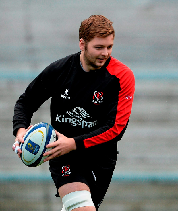 Iain Henderson returns to Ulster duty ahead of schedule