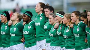 Ireland travel to Italy next week in a bid to make the Women's Rugby World Cup