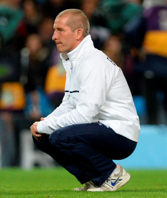 Stuart Lancaster has stepped down as England manager