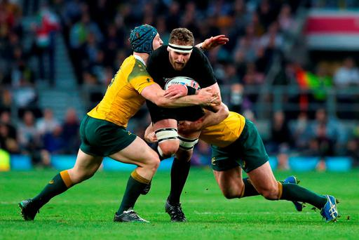 Kieran Read is the new All Blacks captain (Getty Images)