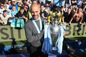 Guardiola's successes at City include Premier League titles in 2018 and 2019 (Nick Potts/PA)