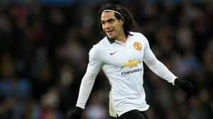 Radamel Falcao, pictured, must prove his worth, according to Manchester United boss Louis van Gaal