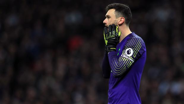 Hugo Lloris says Spurs need to look over their shoulder in the race for the top four (Mike Egerton/PA)