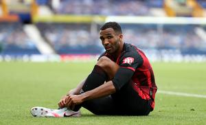 Callum Wilson suffered relegation with Bournemouth (Catherine Ivill/PA)