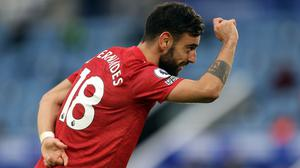 Bruno Fernandes wants to win trophies at Manchester United (Carl Recine/PA)