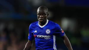 Chelsea's N'Golo Kante has been a big hit with the Blues