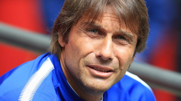 Chelsea head coach Antonio Conte kept his counsel on the club's transfer business ahead of the Premier League opener with Burnley