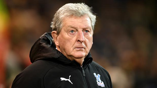 Roy Hodgson was thankful for VAR (Joe Giddens/PA)