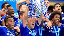 Chelsea have received nearly £100million from the Premier League