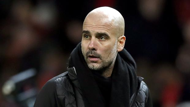 Pep Guardiola is yet to decide to recruit this summer (Martin Rickett/PA)