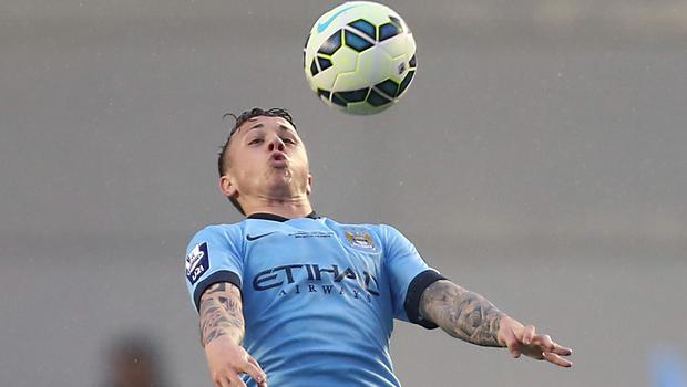 Manchester City propsect Angelino has joined sister club New York City on loan