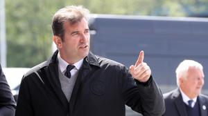 Manchester City chief executive Ferran Soriano has always insisted UEFA's investigation into the club was flawed (Owen Humphreys/PA)