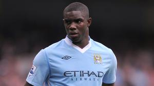Former Manchester City player Micah Richards is to present a TV documentary about racism (Joe Buckle/PA)