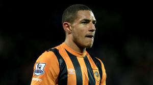 Hull's Jake Livermore has been suspended after failing a drug test