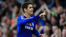 Chelsea's Oscar will stay at the Stamford Bridge club until 2019