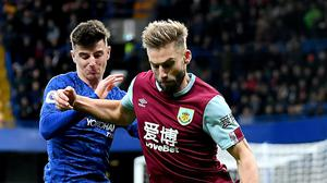 Charlie Taylor has impressed for Burnley (Victoria Jones/PA)