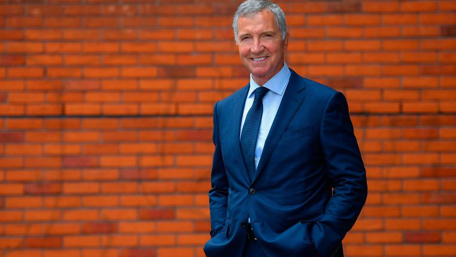 Graeme Souness spoke of his optimism that the time has come where LGBT+ footballers may feel comfortable to be open about their sexuality. Credit: Sportsfile