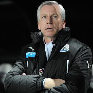 Alan Pardew's side have not scored in their last four games