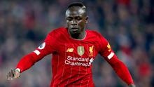 Sadio Mane scored the winner in horrible weather for Liverpool at Norwich (Nick Potts/PA)