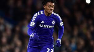 Colombian winger Juan Cuadrado joined Chelsea in February but struggled to make an impact