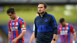 Frank Lampard was left with mixed emotions after Chelsea's 3-2 win over Crystal Palace (Justin Setterfield/NMC Pool/PA).