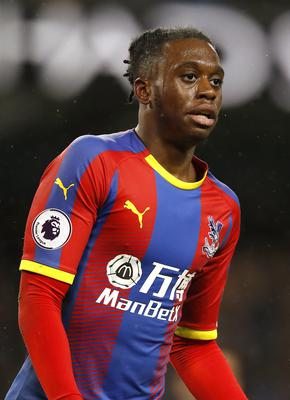 Aaron Wan-Bissaka caught the eye during his breakthrough campaign at Crystal Palace (Martin Rickett/PA)