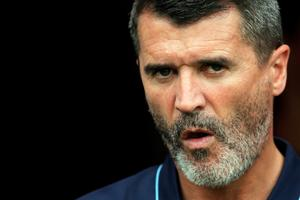 'If Roy Keane took a strand from his beard, it would be a story'