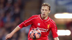 Lucas Leiva hopes to be a key player for Liverpool this season after another summer of uncertainty