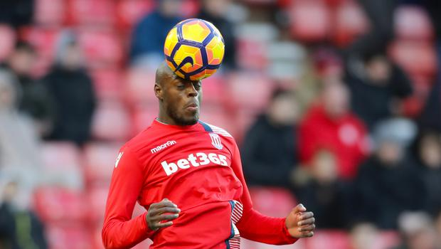 Bruno Martins Indi has made 27 appearances for Stoke