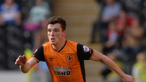 Marco Silva says Hull full-back Andy Robertson, pictured, will not be leaving the club