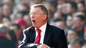 """That is the obvious observation I am making of the team now. The team is mirroring its manager. It is playing with great energy, determination and will to win, which I think is really important,"" Ferguson told the BBC"