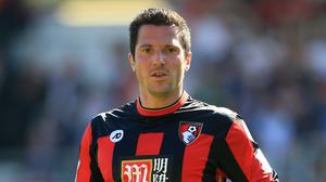 Bournemouth's Yann Kermorgant has signed a new contract extension