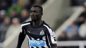 Papiss Cisse admits his offence was worthy of a three-game ban
