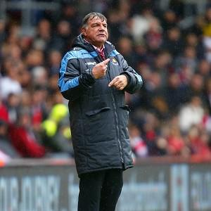 Sam Allardyce, pictured, fears Financial Fair Play may impact a move for Andy Carroll