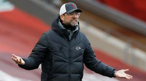 Some questions are arising over Jurgen Klopp's position after a recent run of bad form