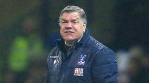 Crystal Palace manager Sam Allardyce is confident Christian Benteke will not be leaving the club this month
