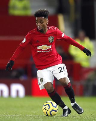 Angel Gomes is set to leave Manchester United (Martin Rickett/PA)